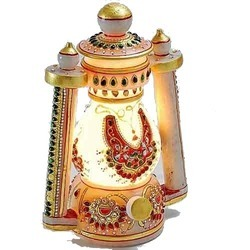 Decorative Marble Lantern