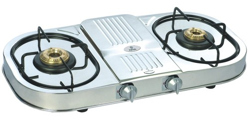 Double Decker Gas Burner
