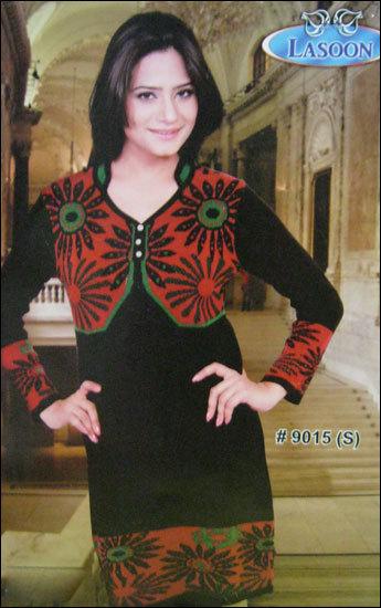 Woolen Trendy Kurtis