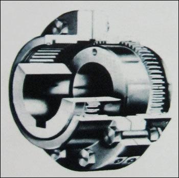 Full Gear Coupling (Model-Mefg)