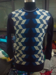 Men'S Woolen Pullover