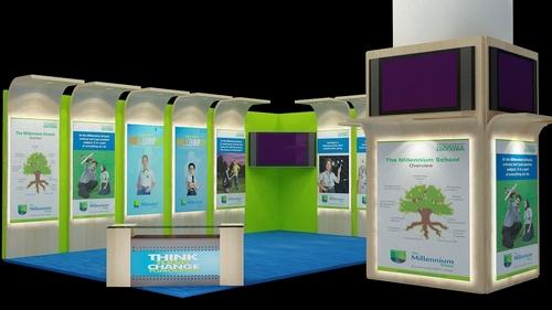 Exhibition Stall Quotation : Exhibition stall service in gautam nagar new delhi