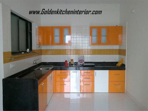 Modular Kitchen Furniture In Pune Maharashtra Golden Kitchen Interiors