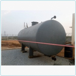 Oil Storage Tank in  New Area