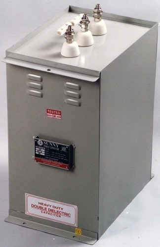 Double Power Capacitors