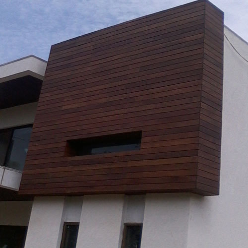 Wooden Cladding Exterior ~ Wood cladding in kalkaji new delhi distributor