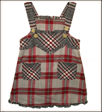Baby Girl Two Pocket Frock