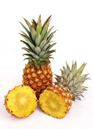 Pineapple in  Sankey Road