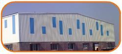 Industrial Shed Structure in  Pratap Nagar