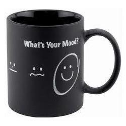 Reliable Coffee Black Mug