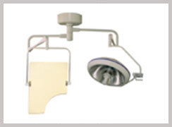 Ceiling Suspensions Shield With O.T. Light