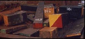 Square Steel Bars in  Khetwadi