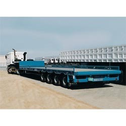 Low Bed Semi Trailers With Rear Roller in  Nanda Mullick Lane