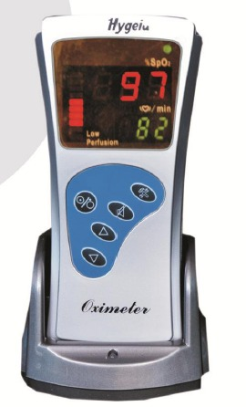 Handheld Pulse Oximeter (POX 300)