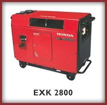 Portable Genset (EXK-2800) in  Bandra (W)
