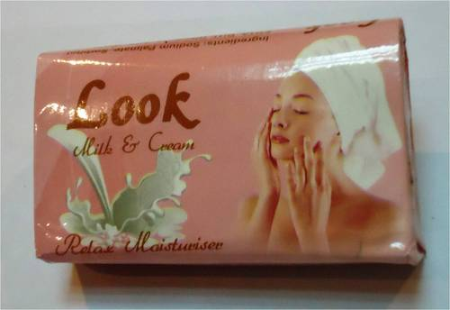 Look Milk And Cream Soap