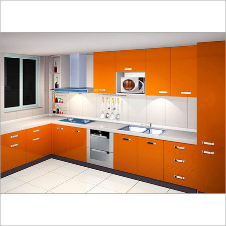 Marine ply kitchen in bengaluru karnataka sri for Kitchen units sa
