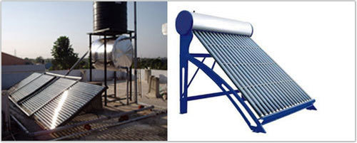 Solar Water Heater (ETC Type)