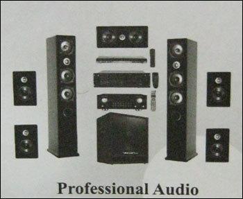 Professional Audio System