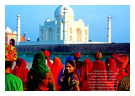 Taj Mahal With The Himalayas Tour Services