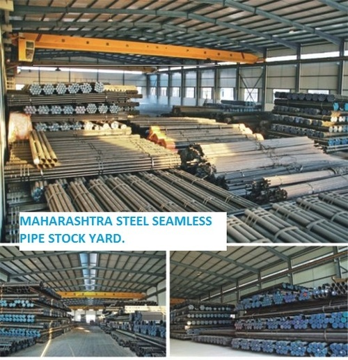 Ms Carbon Steel Seamless Pipes