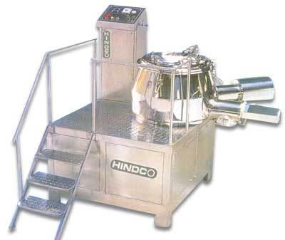 Rapid Mixer Granulator in   4TH PHASE GIDC