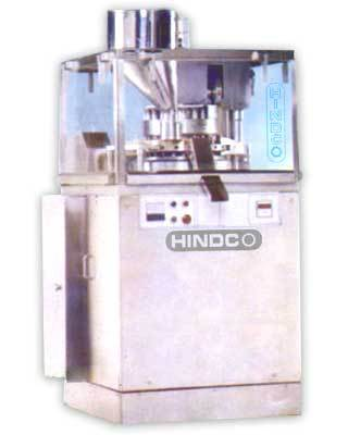 Single Rotary Compression Machine in   4TH PHASE GIDC