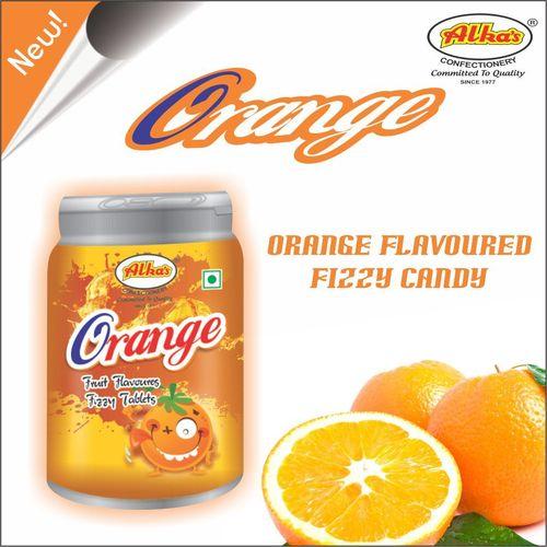 Alka'S Orange Fizzy Candy