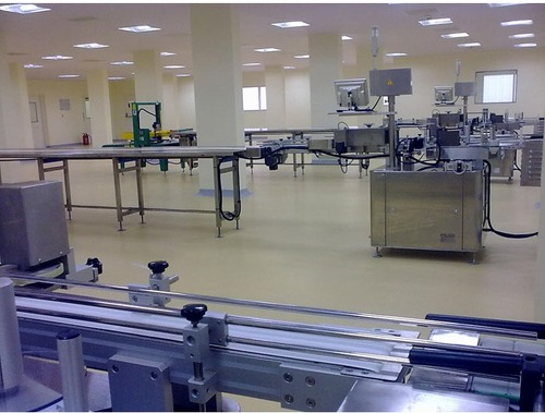Industrial Polyurethane Flooring (IPF-06) in  Govandi