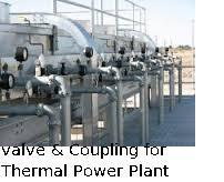 Valve And Coupling for Thermal Power Plant in  Shahibaug
