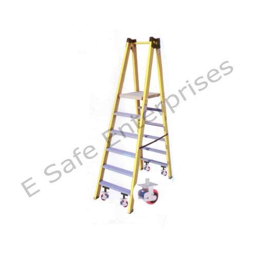 Double Side Platform Step Ladders