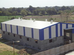 Industrial Metal Roofing Sheet in  New Area