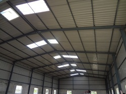 Low Maintenance Polycarbonate Roofing Sheet in  New Area