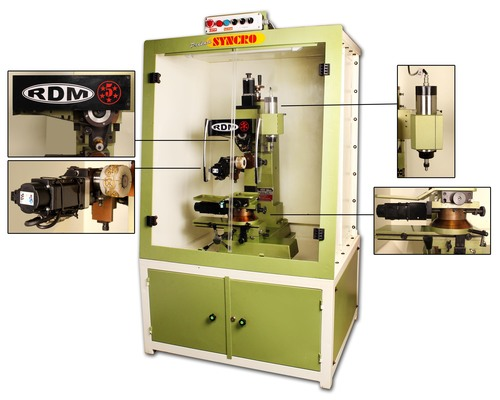 5 Axis Cnc Machine in  Jogeshwari (W)