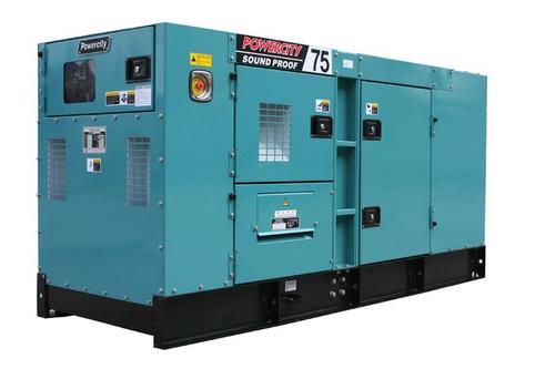 Sound Proof Generator in  Mori Gate