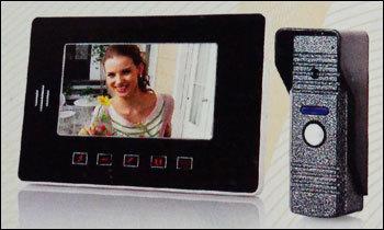 Door Phone With Audio Video