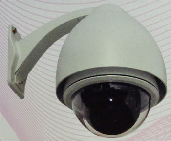 Ptz Speed Dome Camera (Ir Led)
