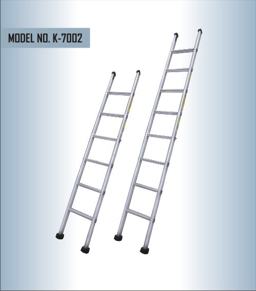 Aluminum Self Supporting Stool Type Folding Ladder K 7013