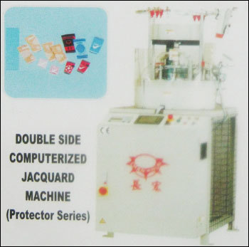 Double Side Computerized Jacquard Machine (Protector Series) in  Sunder Nagar