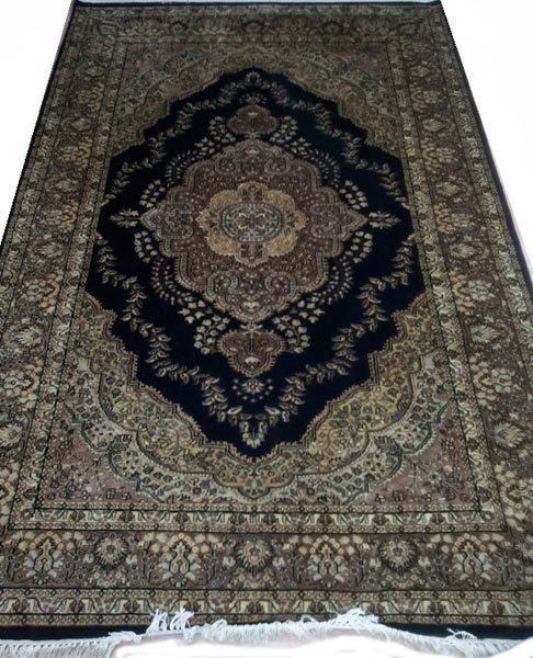 Handmade Designer Woolen Carpet'