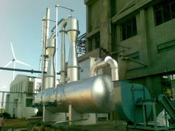 Deodorizer System For Rendering Plant in   Savedi