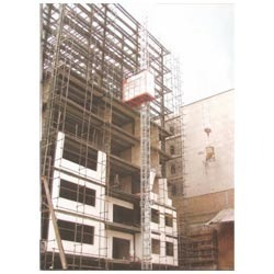 Building Hoist in   Near Laxmi Eye Hospital
