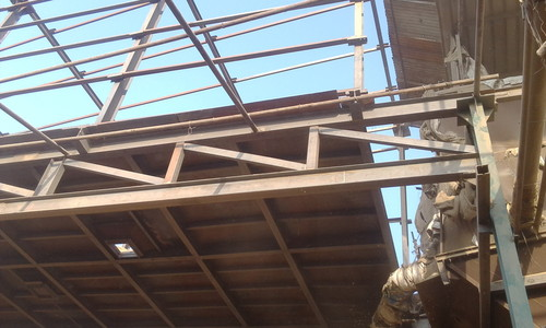 Structure Fabrication Service