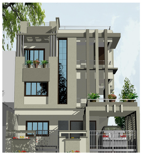 Architecture Design In New Area Vadodara Darpan