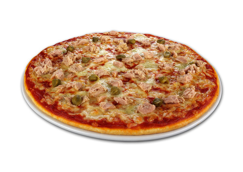 Halal Frozen Pizza