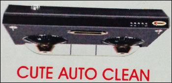 Cute Auto Clean Chimney