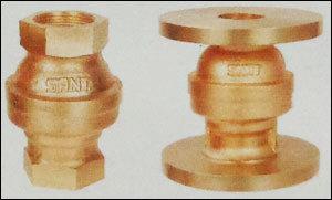 Bronze Vertical Check Valves in  G.T. Road