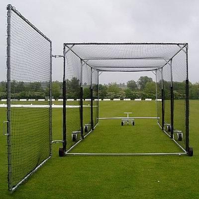 Cricket Net in  New Area