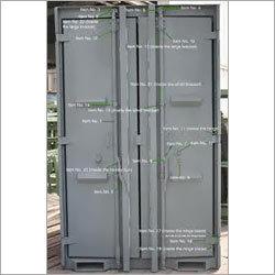 Sheet Metal Container Parts in  Bhaktinagar