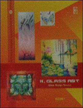 Airbrush Design For Glass
